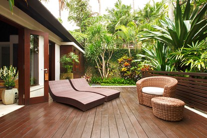One Bedroom Villa Garden View