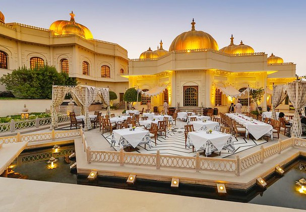 The Oberoi Udaivilas - Suryamahal and Chandni