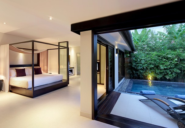 Pool Villa - Bedroom
