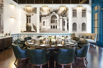 Tempus Fugit - Private Dining