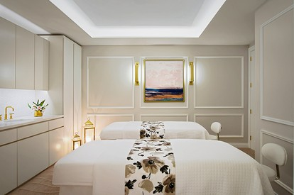 Spa by Ivanka Trump Couples Suite