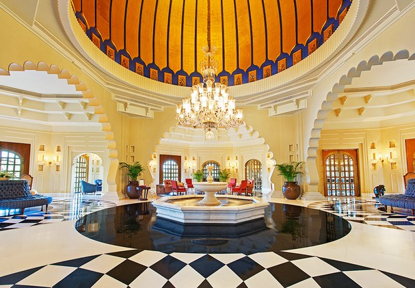 The Oberoi Udaivilas - Lobby