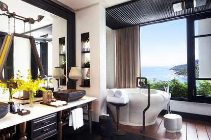 Son Tra Room & Son Tra Terrace Suite