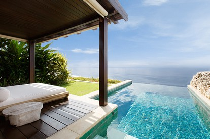 One Bedroom Villa Ocean View