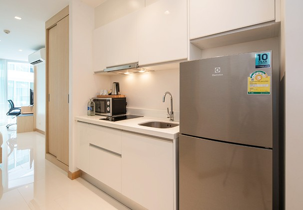 Superior Room Kitchenette