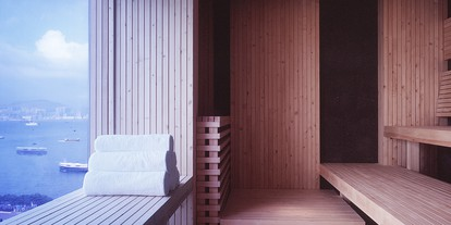 Ladies' Sauna Room