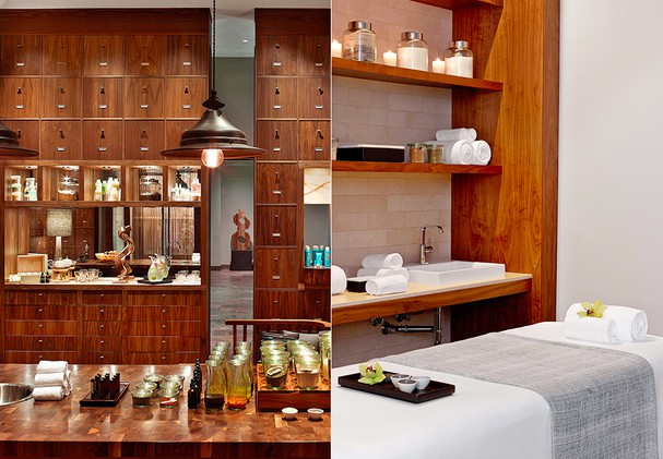 Awili Spa and Salon & Treatmtent Room