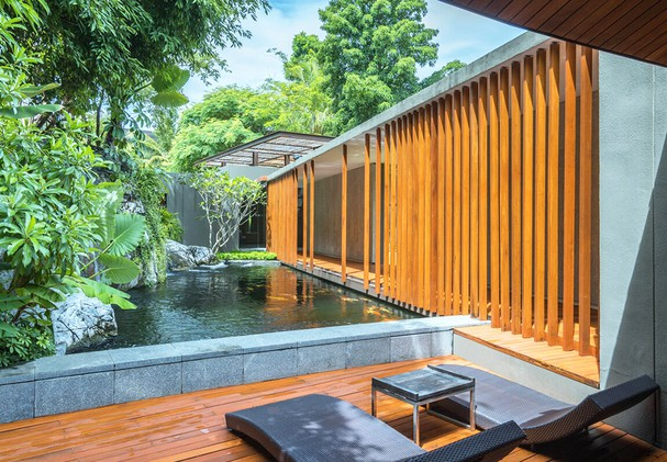 Quan Spa - Relaxation Area