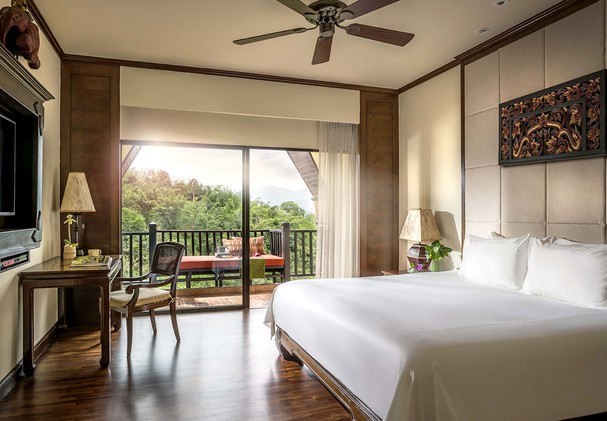 Three Country View Room