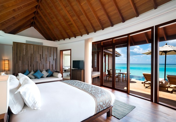 Sunrise Overwater Suite