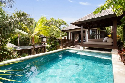 One Bedroom Villa Plunge Pool