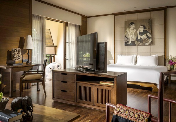 Three Country View Suite