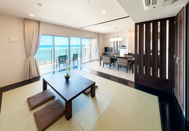 Condo Suite - Japanese-Western Style