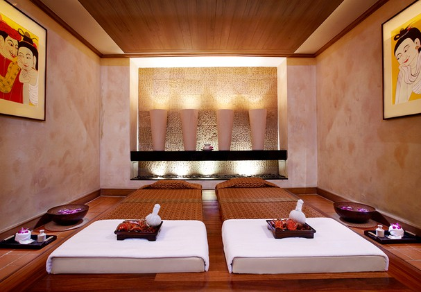 Spa - Thai Massage Room