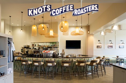 Knots Coffee Roaster 2