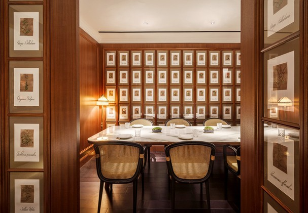 Murray Terrace Brasserie Private Dining