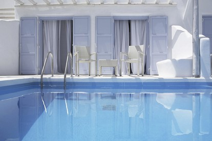 Executive Suite Sea View - Private Swimming Pool