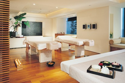 Wellspring Spa - Double Room