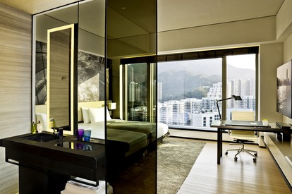 Urban View Room