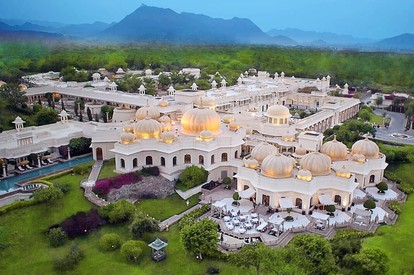The Oberoi Udaivilas - Overview