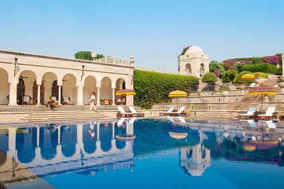 The Oberoi Amarvilas - Pool