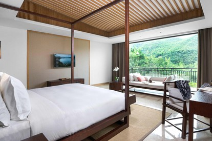Hill View Villa - room