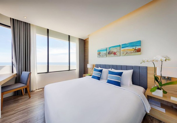 Executive Family Suite Sea View